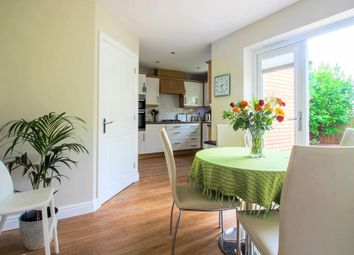 Thumbnail 4 bed detached house for sale in Rossiter Close, Melton Mowbray