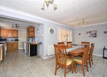 Thumbnail 3 bedroom semi-detached house for sale in Blackthorn Drive, Larkfield, Aylesford, Kent