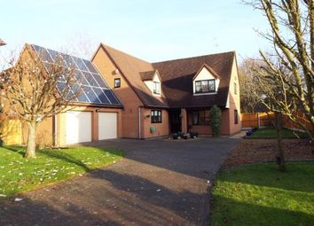 Thumbnail 6 bed detached house for sale in Garners Walk, Madeley, Crewe, Cheshire