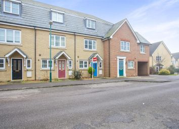 Thumbnail 4 bed terraced house for sale in Woolthwaite Lane, Lower Cambourne, Cambridge