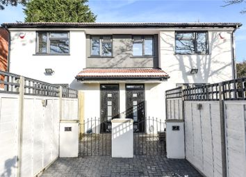 Thumbnail 3 bed semi-detached house for sale in Pine Needle Lane, Northwood, Middlesex