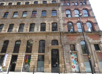 Thumbnail 1 bed flat for sale in The Art House, 43 George Street, Manchester