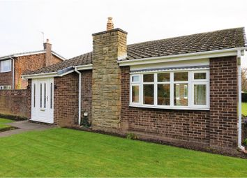 Thumbnail 3 bed detached bungalow for sale in Mayfield Drive, Selby