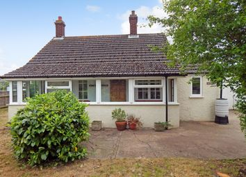 Thumbnail 2 bed detached bungalow for sale in Yarmouth Road, Kirby Cane, Bungay