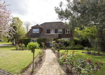 Thumbnail 4 bed detached house to rent in Ashcroft Park, Cobham