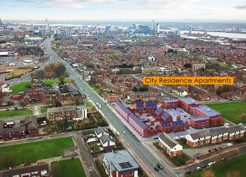 Thumbnail 1 bed flat for sale in City Residenceapartments, Stanley Road, Liverpool, 2Qn, Liverpool