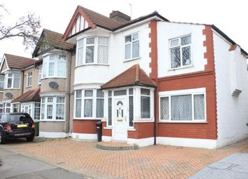 Thumbnail 4 bed semi-detached house for sale in Hatley Avenue, Ilford