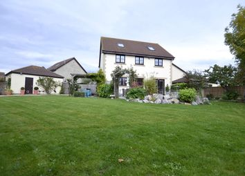 Thumbnail 5 bed detached house for sale in Bank Road, Pilning, Bristol