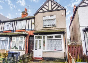 3 bed end terrace house for sale in St. Margarets Road, Birmingham B8
