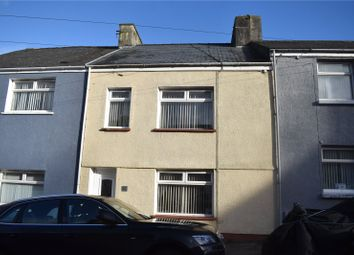 Thumbnail 3 bed terraced house for sale in Princes Street, Pembroke Dock, Pembrokeshire