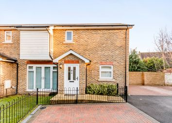 Thumbnail 2 bed semi-detached house for sale in Crystal Place, Worcester Park