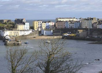 Thumbnail 3 bed flat for sale in Flat 10, Richmond House, Tenby, Pembrokeshire