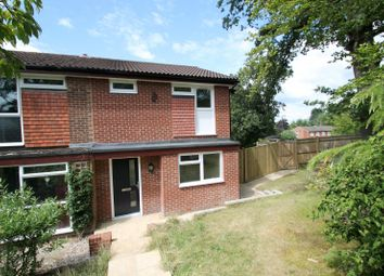 Thumbnail 3 bedroom end terrace house to rent in Manaton Close, Haywards Heath