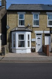 Thumbnail 1 bedroom terraced house to rent in Mill Road, Cambridge