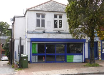 Thumbnail Retail premises to let in Burgess Road, Southampton