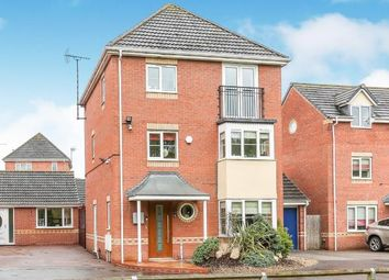 Thumbnail 5 bed detached house for sale in Mallow Croft, Bedworth