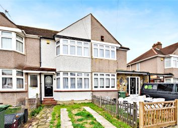 Thumbnail 3 bed terraced house for sale in Shirley Avenue, Bexley, Kent