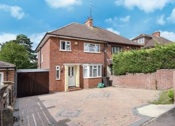 Thumbnail 3 bedroom semi-detached house for sale in City Road, Tilehurst, Reading