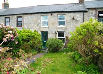 Thumbnail 3 bed terraced house for sale in Pendeen, Penzance, Cornwall
