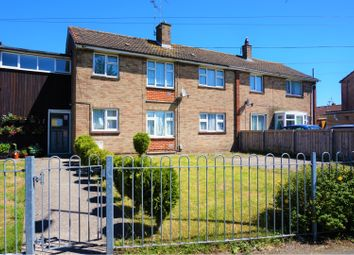 Thumbnail 1 bed maisonette for sale in Courtenay Road, Swindon