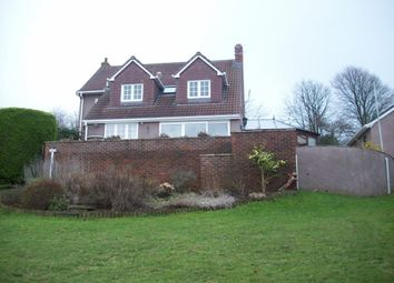 Thumbnail 4 bed detached house to rent in Templars Way, Shipham