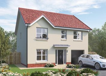 """Thumbnail 4 bed detached house for sale in """"The Rosebury"""" at West Main Street, Armadale"""