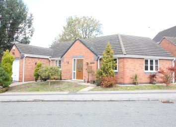 Thumbnail 2 bed detached bungalow for sale in Blake Close, Hinckley