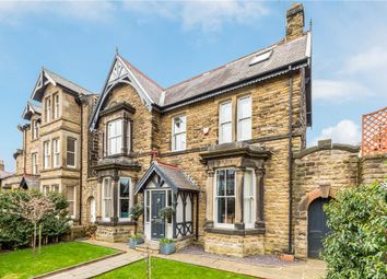 Thumbnail 4 bed detached house to rent in Kings Road, Harrogate, North Yorkshire