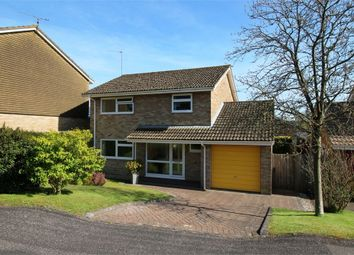 Thumbnail 3 bed detached house for sale in Lordsfield Gardens, Overton, Basingstoke