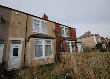 Thumbnail 2 bedroom terraced house for sale in Alexandra Road, Ashington
