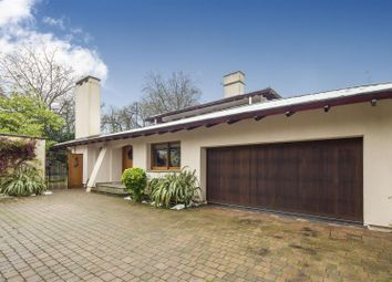 Thumbnail 4 bed detached house to rent in Compton Avenue, Kenwood