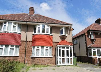 3 bed semi-detached house for sale in Wricklemarsh Road, London SE3