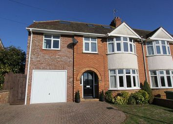 Thumbnail 6 bed semi-detached house for sale in Spring Lane, Olney, Buckinghamshire