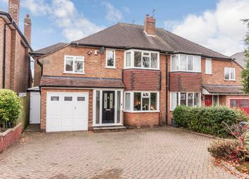 Thumbnail 4 bed semi-detached house for sale in Russell Bank Road, Sutton Coldfield