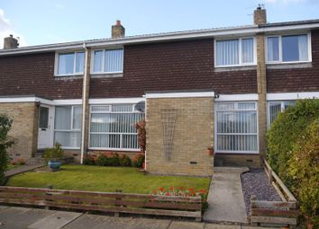 Thumbnail 3 bed terraced house for sale in Warenford Close, Cramlington