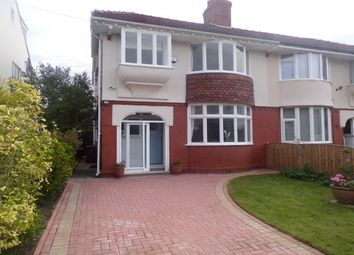 Thumbnail 3 bed semi-detached house to rent in Liverpool Road, Liverpool