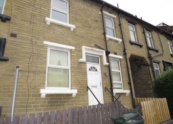 Thumbnail 1 bedroom terraced house for sale in Washington Street, Bradford