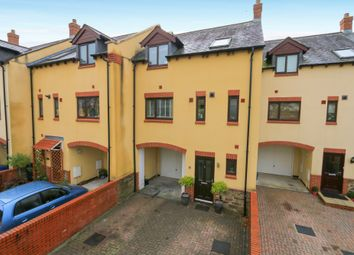 Thumbnail 3 bedroom terraced house for sale in Waterside, Bovey Tracey, Newton Abbot