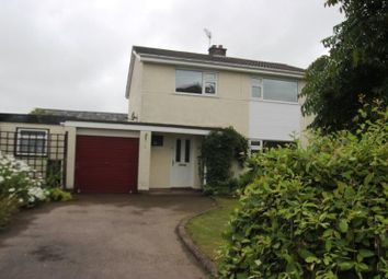 Thumbnail 3 bed detached house for sale in Bryn Celyn Way, Llangynidr, Crickhowell