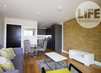 Thumbnail 1 bedroom flat to rent in Marc Brunel House, 136 Wapping High Street, London