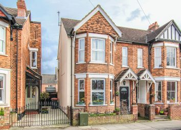 Thumbnail 4 bed semi-detached house for sale in Devon Road, Bedford