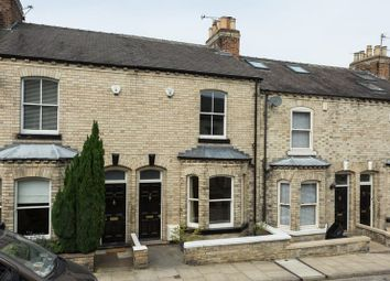 Thumbnail 4 bedroom terraced house for sale in Thorpe Street, York