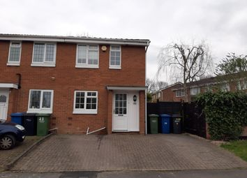 Thumbnail 2 bed semi-detached house to rent in Greenlee, Tamworth