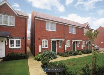 Thumbnail 2 bed semi-detached house to rent in Elk Path, Three Mile Cross, Reading