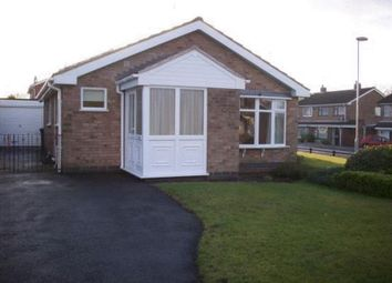 Thumbnail 2 bed detached bungalow to rent in Kenmore Crescent, Coalville