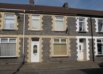 Thumbnail 3 bed terraced house to rent in Telekebir Road, Hopkinstown, Pontypridd