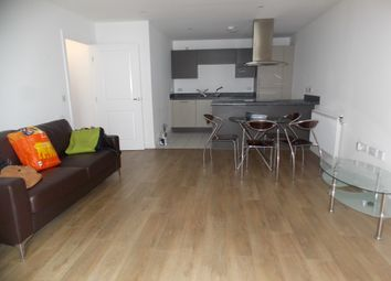 Thumbnail 1 bed flat to rent in Queensbury House, 17 Equinox Square, London