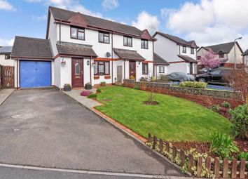 3 bed semi-detached house for sale in Daws Meadow, Kingsteignton, Newton Abbot TQ12