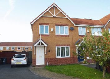 Thumbnail 3 bed end terrace house to rent in Horseshoe Drive, Fazakerley, Liverpool