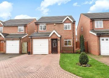 Thumbnail 3 bed detached house to rent in Arne Close, Reading Road, Winnersh, Wokingham
